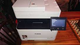 Canon i-Sensys MF635Cx 4-in-1 Multifunction Color Laser Wi-fi  Printer