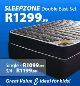 137cm Sleepzone Base Set