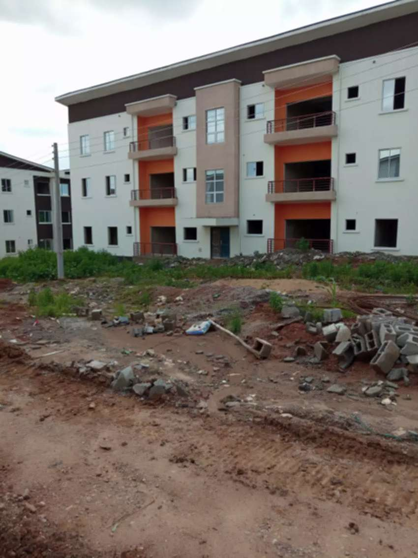 2Bedroom flat for sale  at Paradise Estate Abuja 0