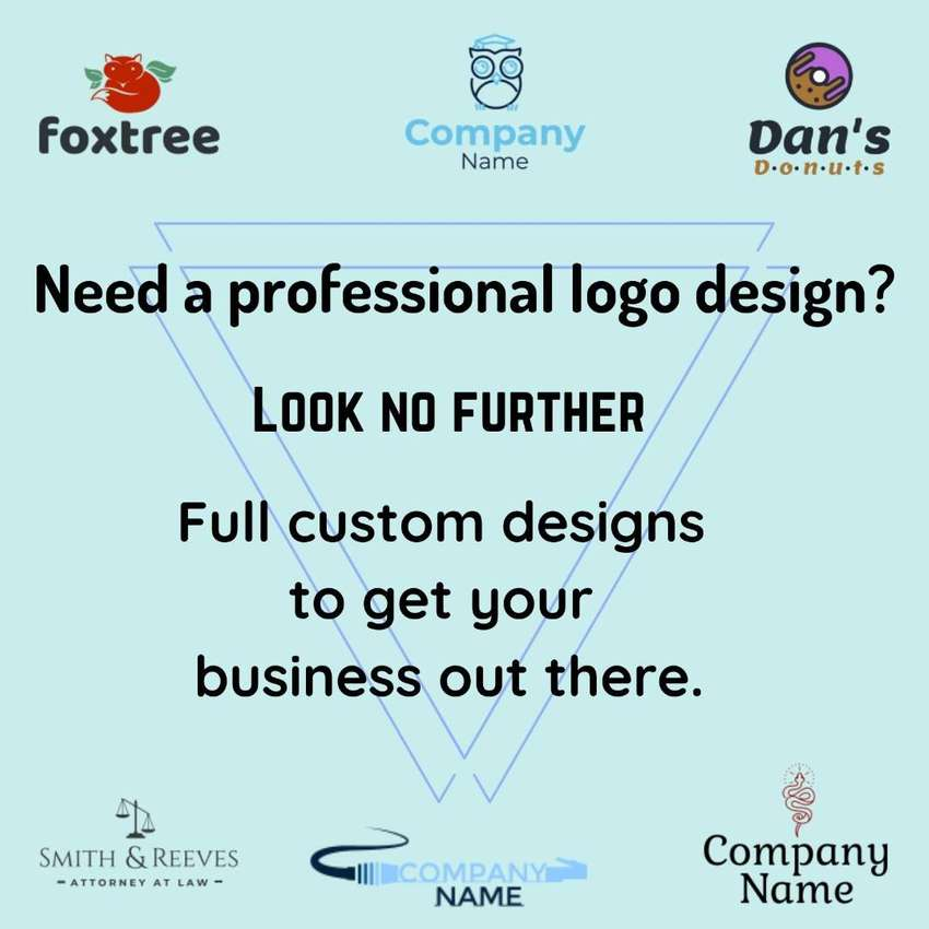 Custom Logo Designs 0