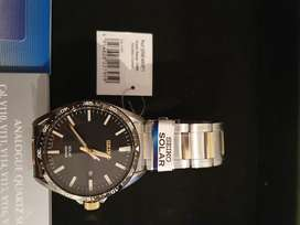 Seiko Solar Gents Watch