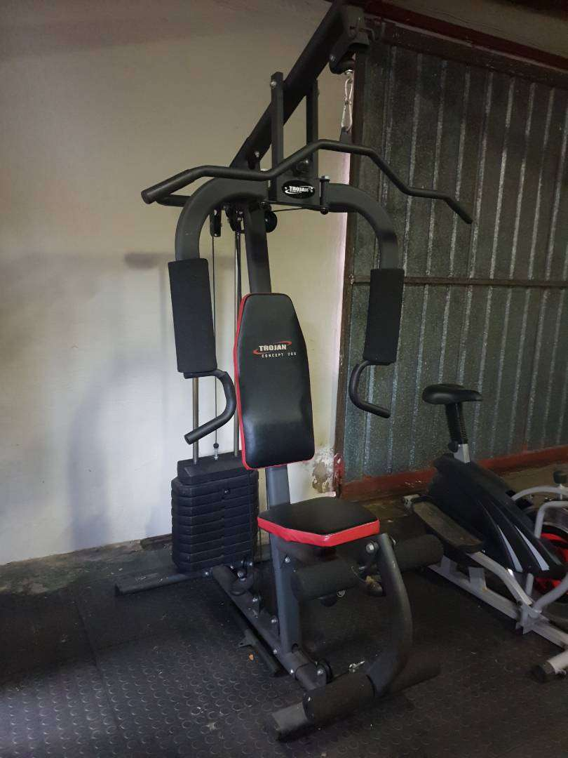 Home Gym Equipment 0