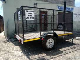 Trailor for HIRE