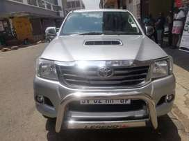 TOYOTA HILUX FOR SALE AT VERY GOOD PRICE