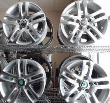 Новые оригинальные литые диски R15 5-112 SKODA Octavia,Yeti, VW Caddy