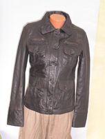 Куртка кожа MNG р 46