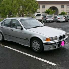 BMW Dolphin Shape 316i
