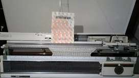 Empisal double bed Chunky Knitting machine model 151/150
