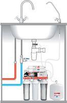 Установка и обслуживание фильтров для воды в квартирах и офисах