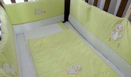 Защита в кроватку Постельный комплект Верес Veres детский