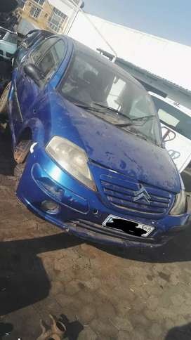 Stripping citroen c3 for spares and accessories