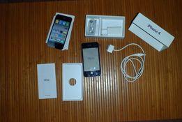 iPhone 4 8GB Zestaw w Pudełku
