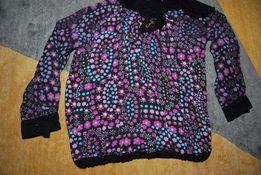 Elegancka bluzka wizytowa Włoskiej firmy GATTINONI roz.6 lat OKAZJA