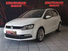 2015 Volkswagen Polo 1.2 TSI Highline DSG