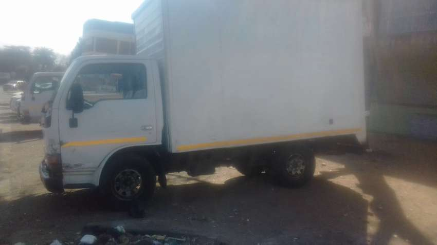 city deep truck for hire