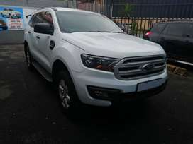 2018 Ford Everest 2.2 XL SUV