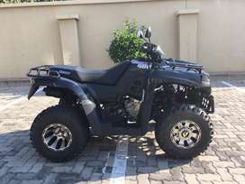 Quad bike - Kawasaki Aeon Crossland 400