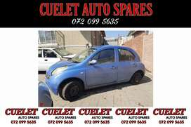 Stripping For Parts - Nissan Micra