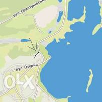 участок земельный в Харькове на берегу озера