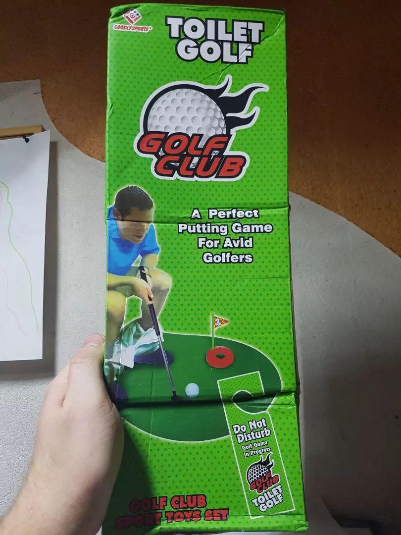 Golf na zachod 0