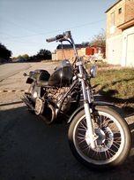Мотоцикл к 750 чоппер