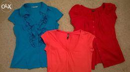 3 fajne bluzki