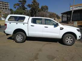 2018 Ford Ranger 2.2 XL TDCI canopy Glass CFG37858 double cab