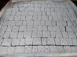 KOSTKA BRUKOWA szlachetna BIAŁA diament NEAPOL 6cm ATENA Widawa