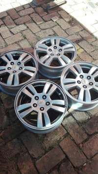 Image of Chevrolet Sonic mags 15 inch 5/105pcd