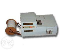 Ленточный упаковщик банкнот. УПА001-03.