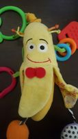 Игрушка - подвес Банан.