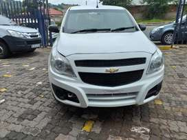 2016 Chevrolet Utility 1.4 with Canopy