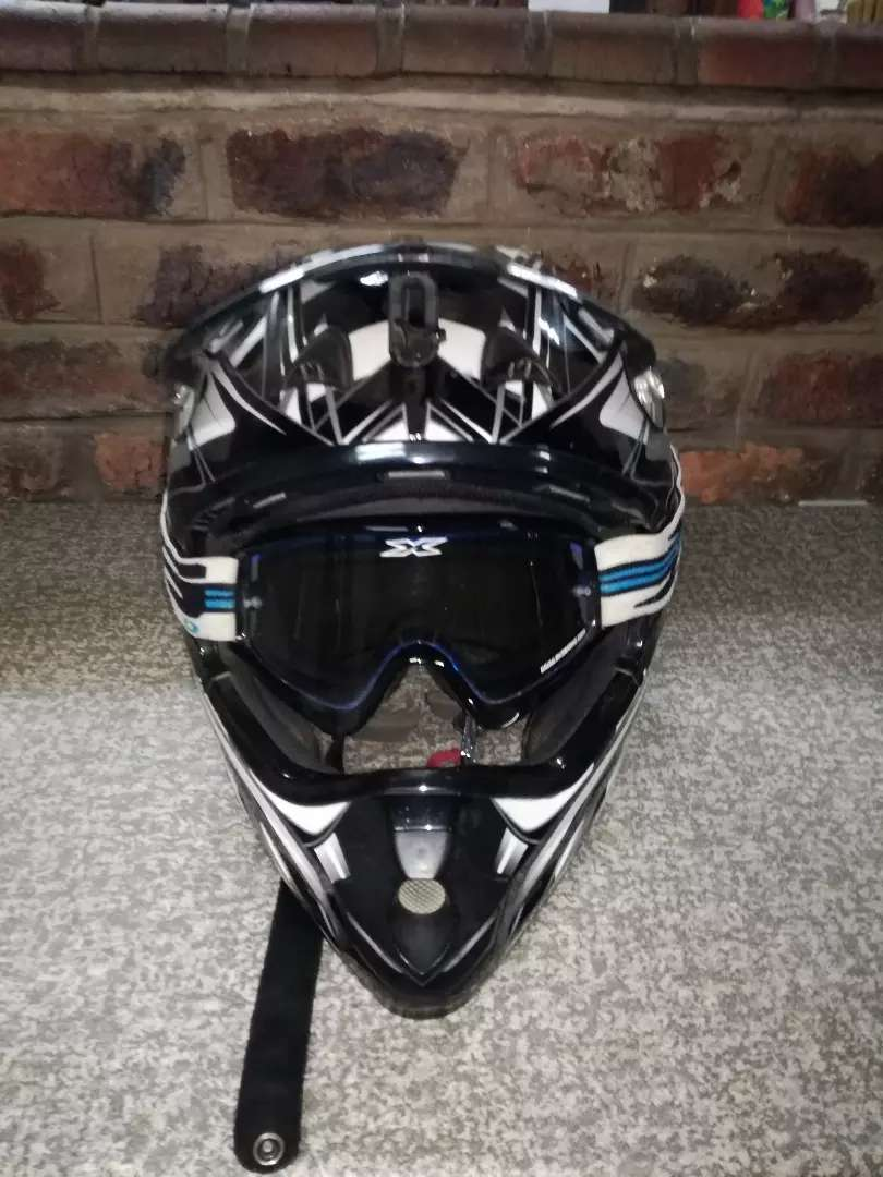 Motor bike helmet 0