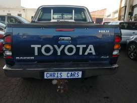 Used cars for for sale 2006 Toyota Hilux 3.0 engine capacity D4D 4x4.