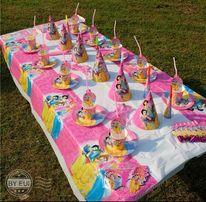 """Декор детского праздника """"Принцессы""""(Princese),набор на 1 ч. Фотозона"""