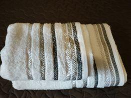 Komplet ręczników Eurofirany biale!