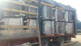 Мусорный контейнер оцинкованный 1100л