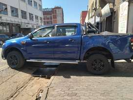 2014 FORD RANGER D/CAB WITH 100000KM