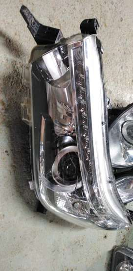 Toyota GD6 xenon headlights
