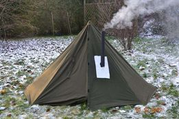 Namiot wyprawowy hot tent 8A