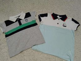 Bluzeczki polo chlopiece firmy Wojcik 98