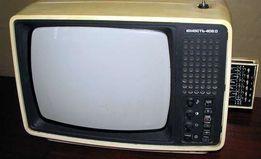 Телевизор Юность 406-Д