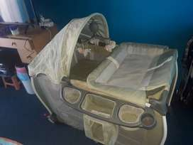 little one cot