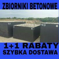 Szybka dostawa Działdowo i całe woj. szambo szamba betonowe zbiorniki