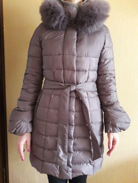 Пальто женское пуховик Киев - изображение 1