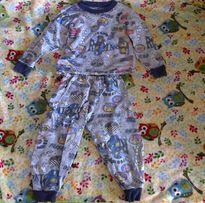 Пижама тёплая для мальчика