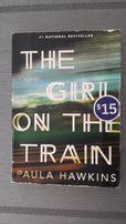 The girl on the train Paula Hawkins Dziewczyna z pociągu