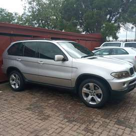 This is a start and go SUV in very good condition it a 4x4 3.0 Diesel