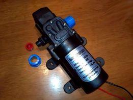 PLD1206+ оприскувач водяной насос высокого давления 12В 80Вт 0.9MПа
