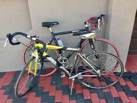 Two/2 Road Bikes For Sale